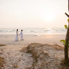 Wedding photographer Somkiat Atthajanyakul (mytruestory). Photo of 14.02.2019
