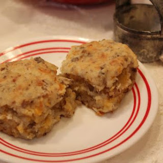 Grands' Greatest Sausage and Cheese Biscuits