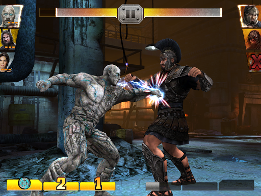 WWE Immortals screenshot 6
