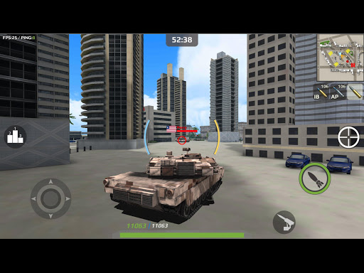 Armored War - Global PVP 2.0.38 screenshots 16