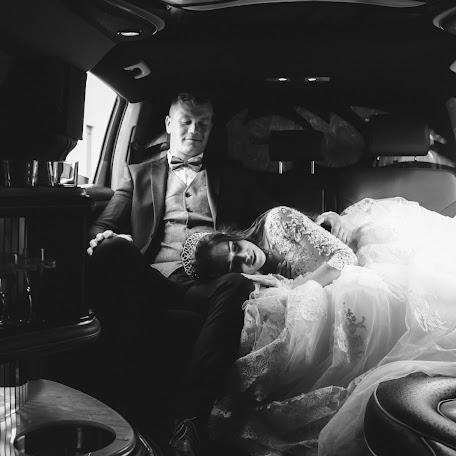 Wedding photographer Vitalik Gandrabur (ferrerov). Photo of 05.01.2018