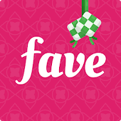 Fave - Deal, Pay, Cashback, Discount