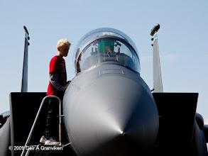 Photo: USAF McDonnell Douglas F-15E Strike Eagle