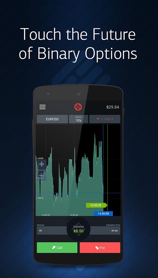 Binary options demo mobile