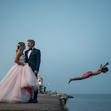 Wedding photographer Massimo Russo (MassimoRusso). Photo of 21.10.2018