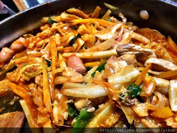 韓朝韓式料理 臺南東區─ 平價料理+小菜吃飽飽