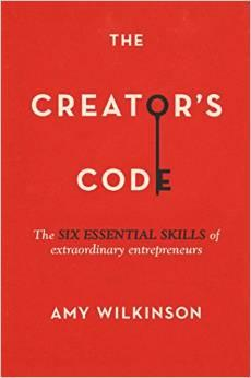 Amy Wilkinson - The creator's code