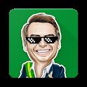 Stickers do Bolsonaro icon