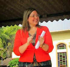 Photo: Dia Nacional de Juventude / Diocese de Nova Iguaçu 2014  - Participação da Delegada Juliana