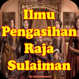 Doa Ilmu Pengasihan Nabi Sulaiman - náhled