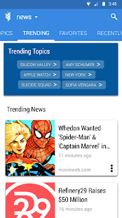 Glean News Reader- screenshot thumbnail