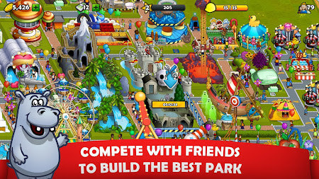 Rollercoaster Mania 1.5.7 screenshot 636966