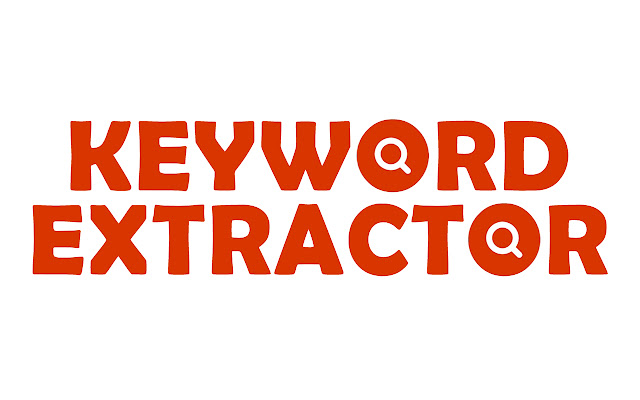Keyword Extractor