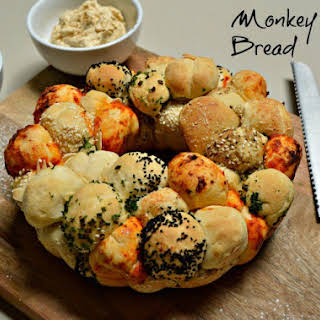 Savoury Monkey Bread.