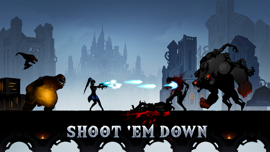 Shadow Knight: Deathly Adventure RPG MOD (Immortality) 3