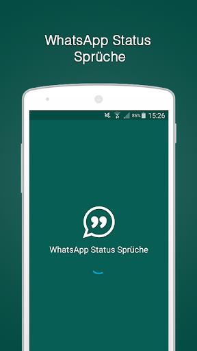 Status-Sprüche für WhatsApp