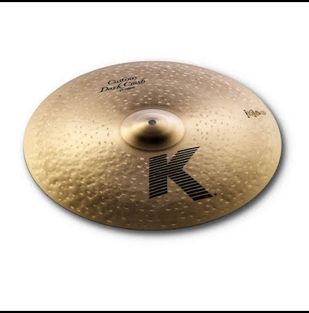 "17"" Zildjian K Custom - Dark Crash"