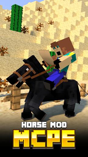 Horse MOD For MCPE
