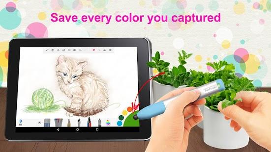 ColorPen Sketch - náhled