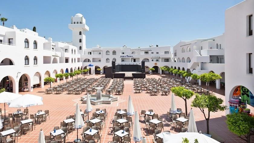 Pueblo  Indalo, un clásico en el Levante, reabrirá sus puertas el próximo 19 de junio.