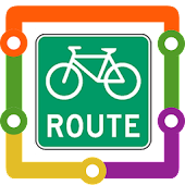 Vancouver Cycling Route