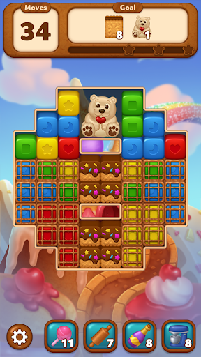 Sweet Blast: Cookie Land 1.0.8 screenshots 5