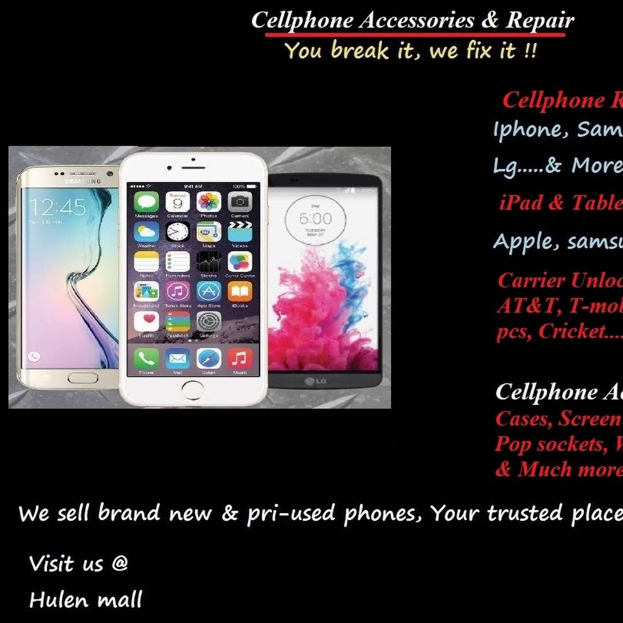 Cellphone Repair & Accessories - Cell Phone repair , iPhone