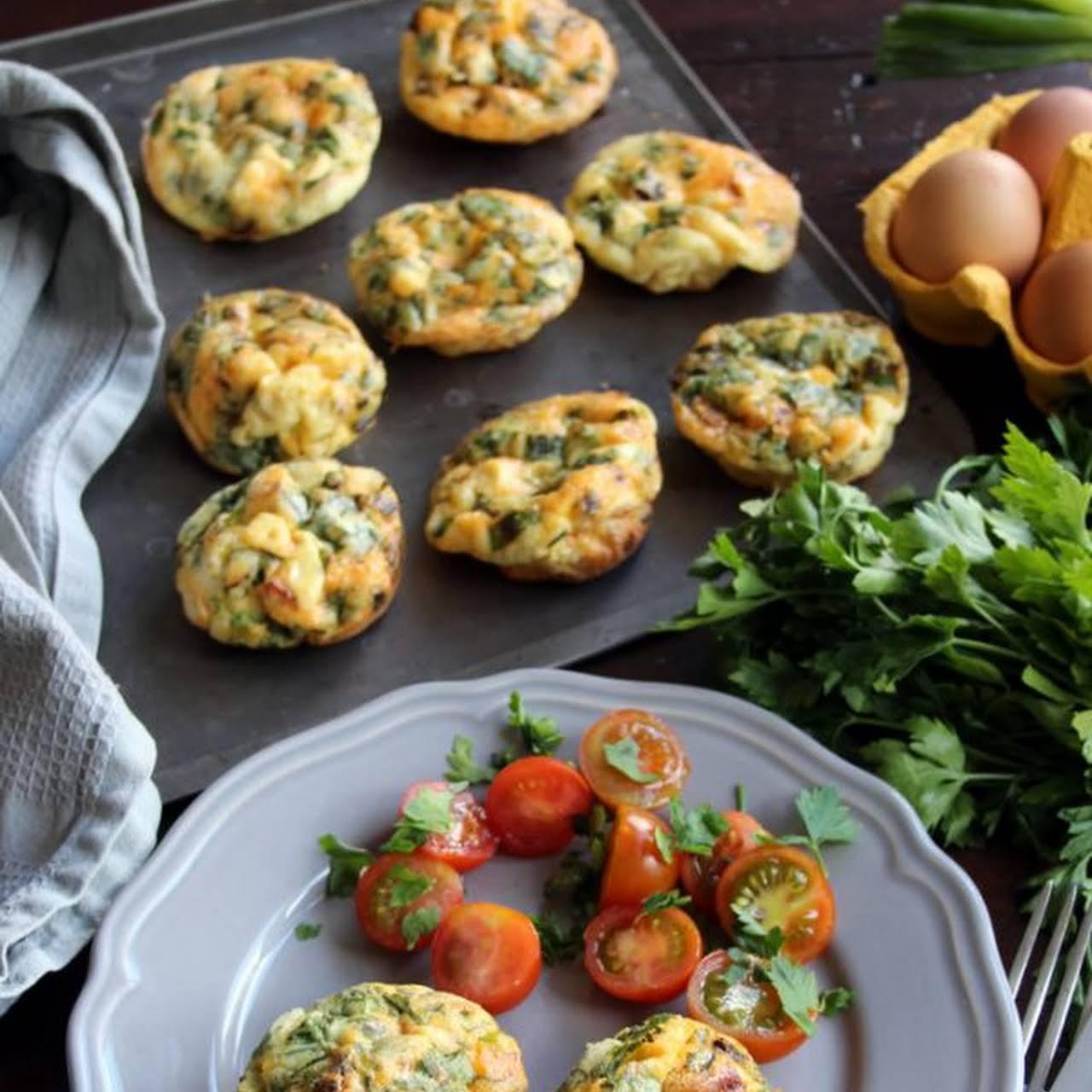 Chorizo Egg Muffins