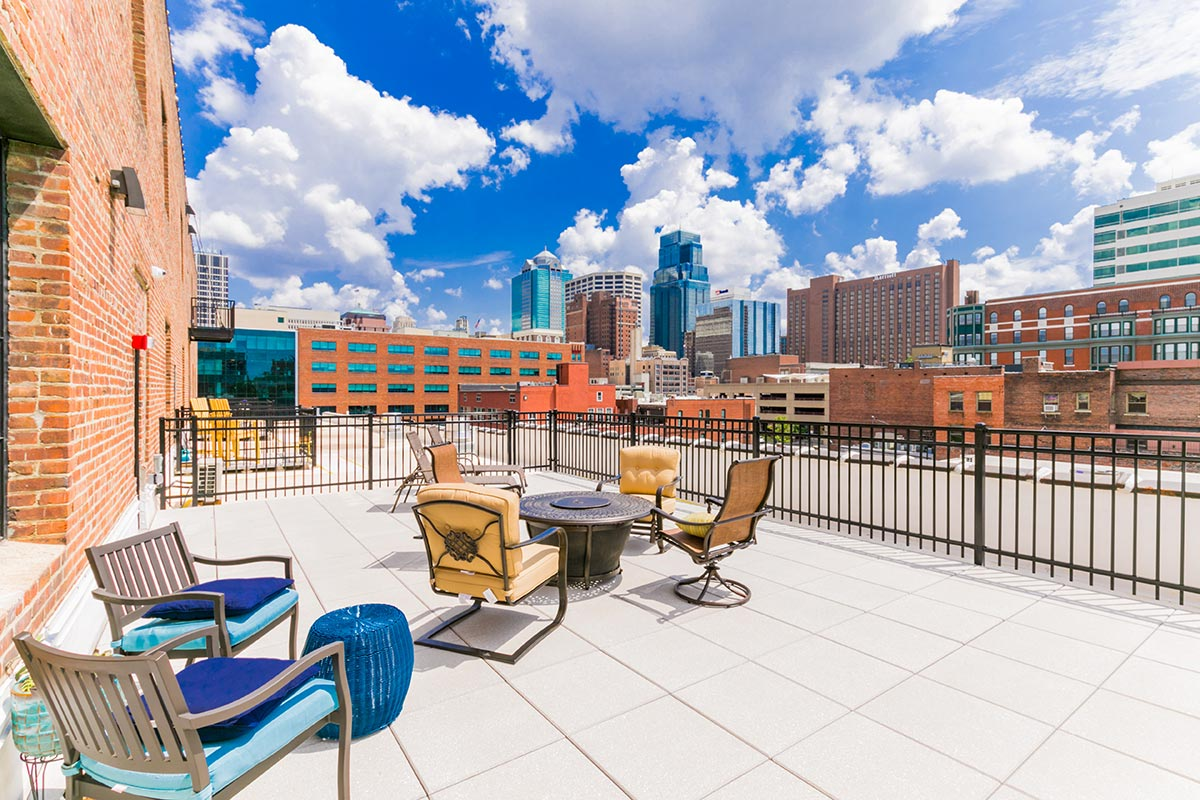 915 Broadway Apartments in Kansas City, Missouri | The Yarco