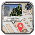 PhotoStamp: Location Time Date icon