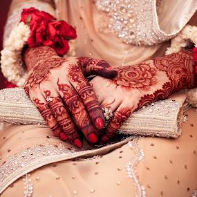 The Bride by Farrukh Saleem - Wedding Bride ( pakistan, farrukh saleem, wedding, female wedding photographer karachi, bride, photography, asian )