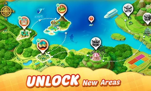 Matchington Mansion MOD APK 1.68.0 [Unlimited Coins + Unlocked] 5