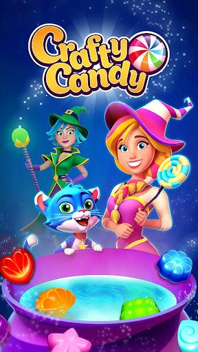 Crafty Candy – Match 3 Magic Puzzle Quest screenshot 17
