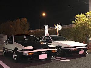 スプリンタートレノ AE86 1986年式  GT-APEXのカスタム事例画像 🌸にゃんこたろう🐾さんの2018年12月01日17:10の投稿