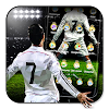 3D Madrid Football Theme