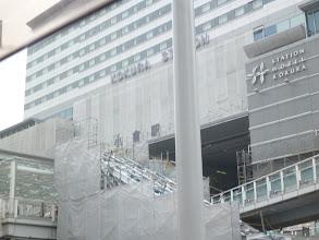 Photo: 只今、リニューアル中の「小倉駅」