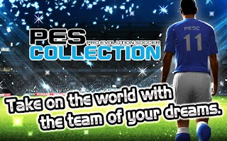 Screenshot of PES COLLECTION