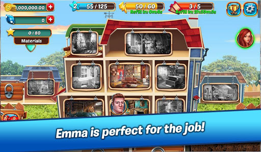 Home Makeover 4 - Hidden Object  gameplay   by HackJr.Pw 12
