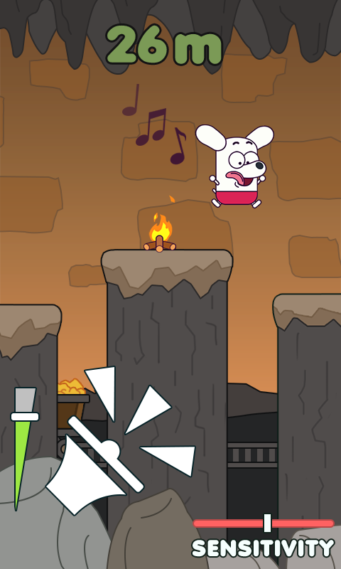 Scream Dog- screenshot