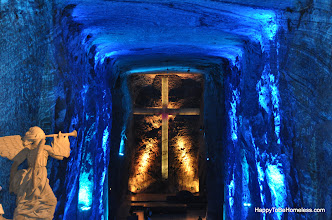 Photo: Salt Cathedral in Colombia
