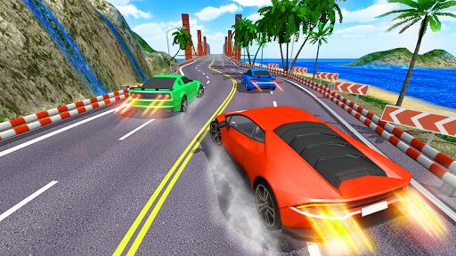 Highway Traffic Drift Cars Racer 1.0 screenshots 1