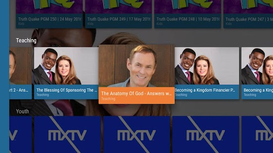 Faith Broadcasting Network TV- screenshot thumbnail