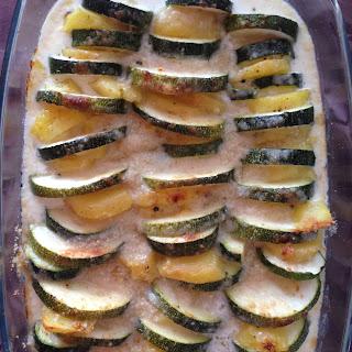 Zucchini Potato Casserole Recipes