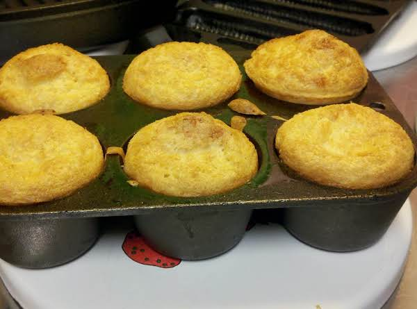 Susan's Popovers Recipe