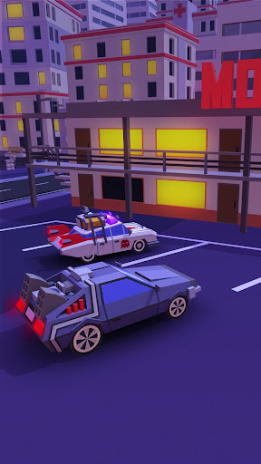 Taxi Run - Crazy Driver  screenshots 16