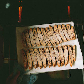 Chocolate Chip and Orange Mandel Bread Recipe