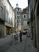 Photo: rue de Beaulieu sur Dordogne