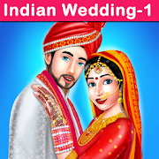 Indian Wedding Part1 - Love Marriage Beauty Salon