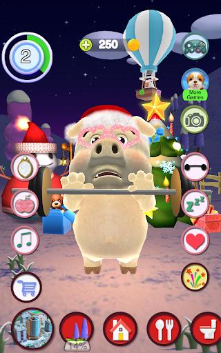 Talking Piggy apktram screenshots 9