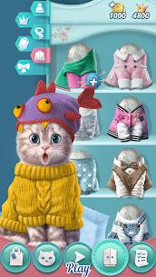 Knittens: A Fun Match 3 Game MOD (Unlimited Gems/Coins/Lives) 4